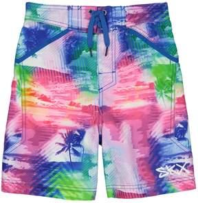 Trunks Boys 4-7 Sketchers Tropical Swim