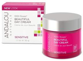Andalou Naturals 1000 Roses Beautiful Day Cream - 1.7 Oz