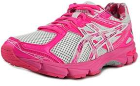 Asics Gt-1000 3 Gs Pr Youth Round Toe Synthetic Pink Sneakers.