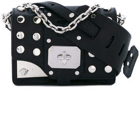 Versace mini studded Stardust shoulder bag