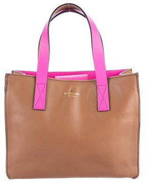 Kate Spade Brightspot Avenue Grayce Tote w/ Tags - BROWN - STYLE