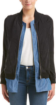Central Park West Bomber Jacket