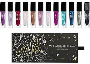 Julep My Soul Speaks in Color 12pc Holiday Collection