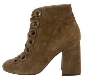 Laurence Dacade Paddle Suede Boots