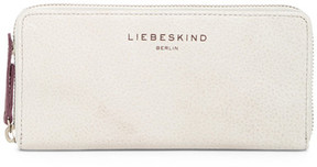 Liebeskind Sally Double-Dyed Leather Continental Wallet