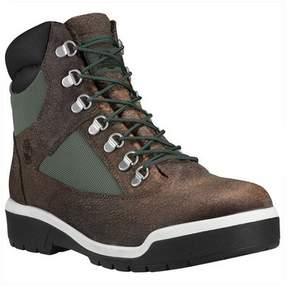 Timberland Men's 6' Leather/Fabric Field Waterproof Boot