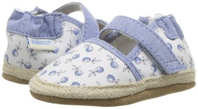 Robeez Poppies Espadrille Soft Sole (Infant/Toddler)
