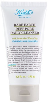 Kiehl's 'Rare Earth' Deep Pore Daily Cleanser