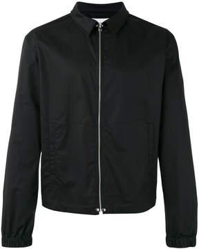 Lemaire elasticated cuffs lightweight jacket