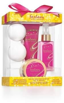 Britney Spears Fantasy By Women's Fragrance Bath Set - 5pc