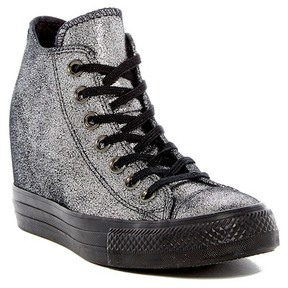 Converse Chuck Taylor Lux Mid Wedge Sneaker (Women)