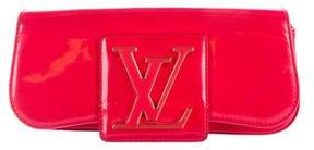 Louis Vuitton Vernis Sobe Clutch - RED - STYLE