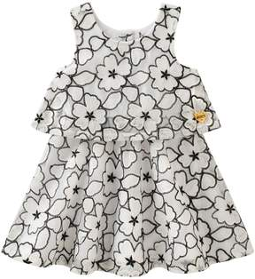 Juicy Couture Embroidered Floral Dress