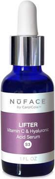 NuFACE Lifter Vitamin C & Hyaluronic Acid Serum, 1 oz