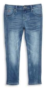 Hudson Little Girl's Collin Skinny Jeans