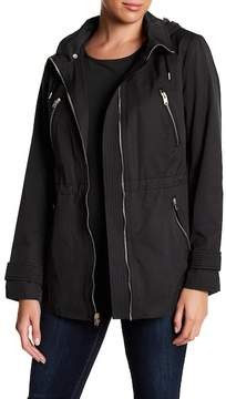 Andrew Marc Tanner Tech Rain Coat