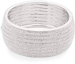 Adriana Orsini Women's Crystal Multi-Row Bracelet