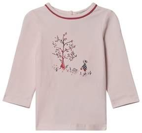 Cyrillus Pale Rose T-Shirt