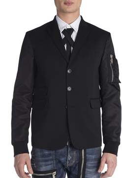 Viktor & Rolf Men's Stretch Wool Jacket