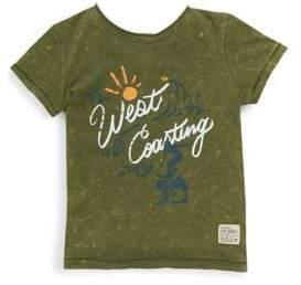 Joe's Jeans Boy's West Coast Cotton Tee