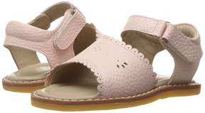 Elephantito Classic Sandal w/ Scallop Girls Shoes