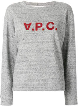 A.P.C. printed sweater