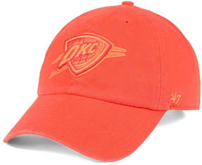 '47 Oklahoma City Thunder Triple Rush Clean Up Cap