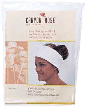 Betty Dain Terry Cloth Spa Headband