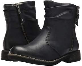 Rieker 74673 Peggy 73 Women's Zip Boots