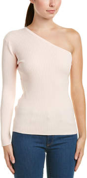 Central Park West One-Shoulder Top