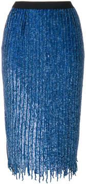 Aviu embellished pencil skirt