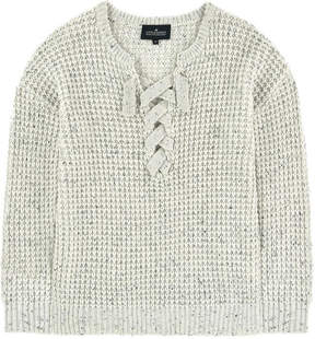 Little Remix Mottled sweater