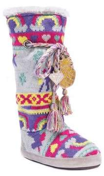 Muk Luks Women's Grace Slipper Boot