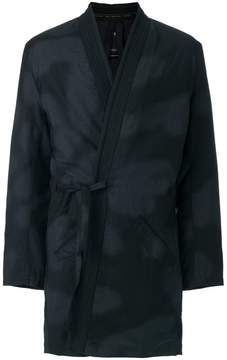 MHI camouflage patter coat