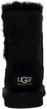 UGG Unisex Infant Bailey Button Toddler Black Size 7 M