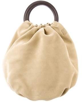 Loewe Suede Bounce Bag