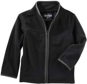 Osh Kosh Boys 4-12 Fleece Zip Jacket