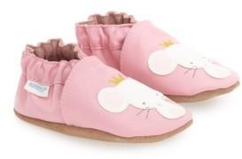 Robeez Infant Girl's 'Princess' Crib Shoe
