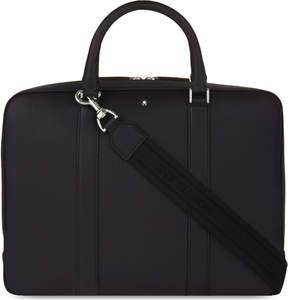 Montblanc MeisterstÃ1⁄4ck Soft Grain leather document case