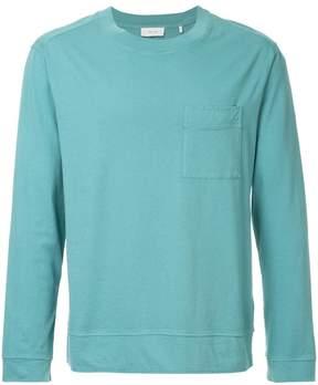 Cerruti patch pocket T-shirt