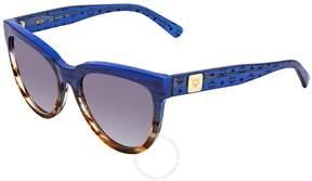 MCM Grey Gradient Cat Eye Ladies Sunglasses 639S 423