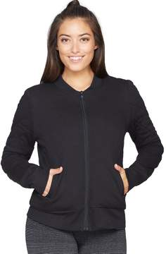 Colosseum Women's Midtown Bomber Jacket