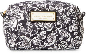 Marc Jacobs Quilted Mini Paisley Large Cosmetic Case