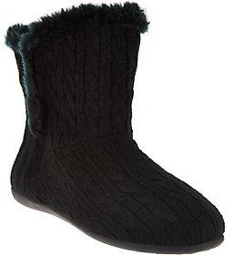 Vionic Orthotic Slipper Boots - Kari