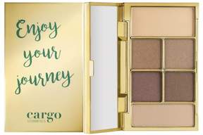 CARGO Enjoy Your Journey Travel Shadow Palette