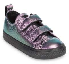 Converse Baby's & Toddler's Iridescent Leather Sneakers