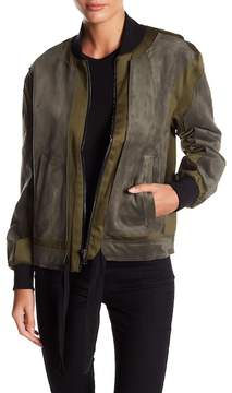 Fate Contrast Bomber Jacket