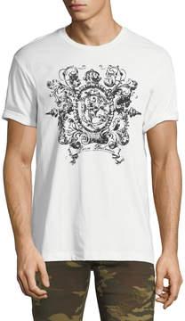 Pierre Balmain Crest Graphic T-Shirt