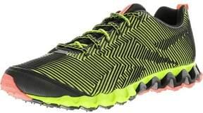 Reebok Men's Zigmaze Chaarged Green / Black Vitamin C Ankle-High Walking Shoe - 14M