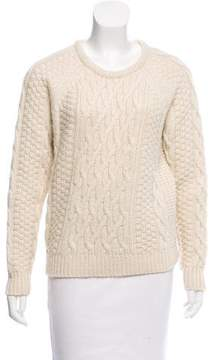 Levi's Wool Cable-Knit Sweater